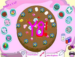 Cake Decoration game