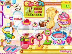 मुफ्त खेल खेलें Sue Chocolate Candy Maker