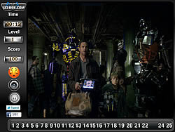 Real Steel Find the Numbers game