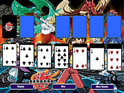 Bakugan Solitaire game
