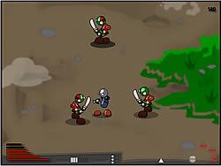 Spielen Sie das Gratis-Spiel  ZomG Zombies