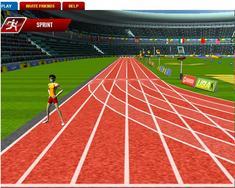 Usain Bolt Athletics game