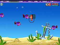 Fish Shooting Time