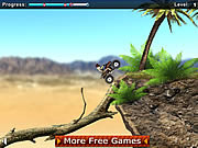 เล่นเกมฟรี Desert Rider Deluxe