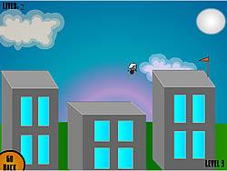 मुफ्त खेल खेलें Roof Jumping