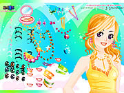 Play Gala girl make up Game