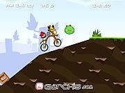 Angry Birds Bike Revenge game