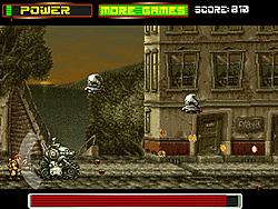Gioca gratuitamente a Metal Slug Aliens Attack