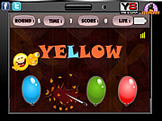Pop The Balloons game