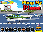 Play Pimp my plane game Game