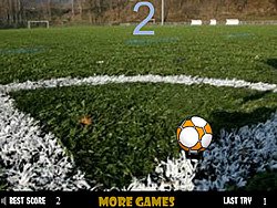 Kickups game