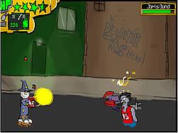 שחקו במשחק בחינם Urban Wizard 3