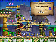 Snowy: Treasure Hunter II game