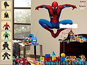 Play Superheroes hidden object Game