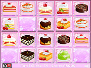 Play Cake memory test Game