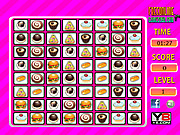 Play Food items connect it game Game