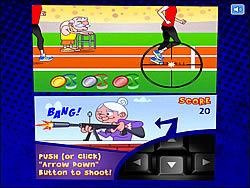 Sniper Olimpyc game