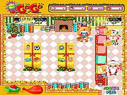 मुफ्त खेल खेलें Sue Christmas Shopping