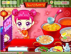 मुफ्त खेल खेलें Sue Delivery Meals