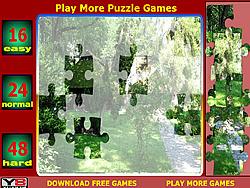 Landscape Jigsaw Puzzle game