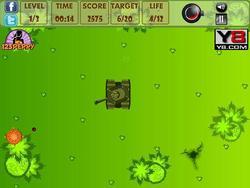 Battle Tank Shoot game