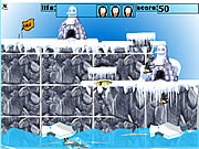 Play Penguin jump Game