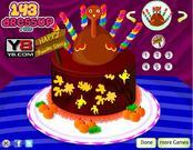 Play Thanksgiving cake Game