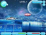 Play Galactic jet jumper Game