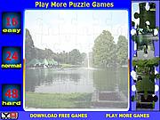 Puzzle Lake game