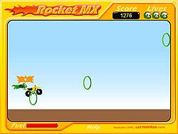 Rocket MX game