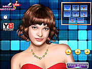 Sweet Milla Jovovich-Makeover game