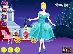 Cinderella Find Hidden Objects game