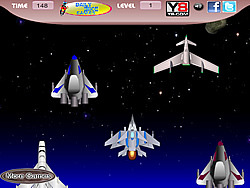 Aircraft Space Park game