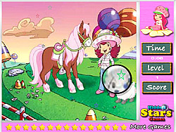 Strawberry Princess Hidden Stars game