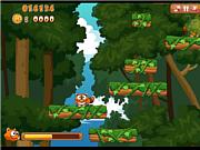 Raccoon Jumping game