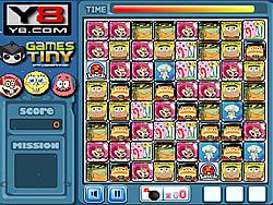 Spongebob Characters Match game