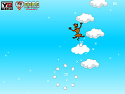 Scooby Doo Jumping Clouds game