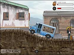 Permainan Prison Bus Driver