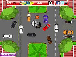 Rush Hour Car Park game