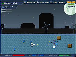 Planet Blirp 2 game