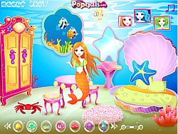 Mermaid Kingdom Sweet Home game