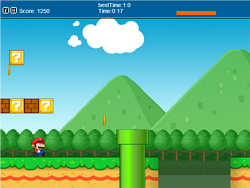 Mario Go Go Go game
