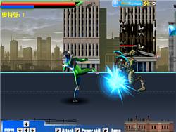 Superman 0.8 game