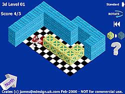 Crates 3D game