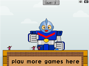 Superman Save World game