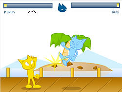 Kucing Fighter game