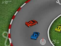 Permainan 3D Racing