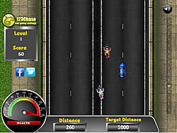 High Speed Racer game