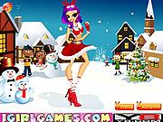 Play Luminous christmas dresses Game