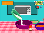 Play Delight carrot cake Game Online